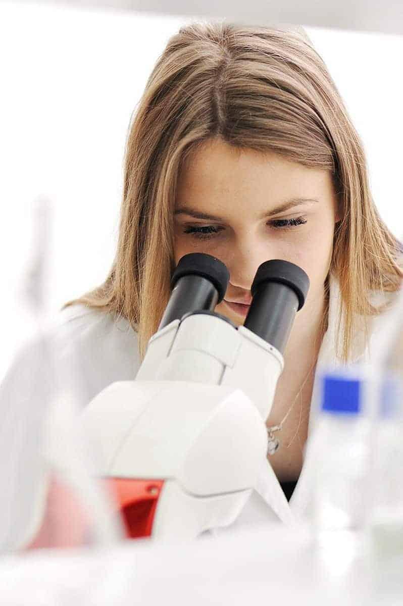 Badanie mikroskopowe osadu