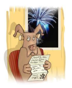 Twój pies boi się fajerwerków? Te leki uspokajające dla psa działają