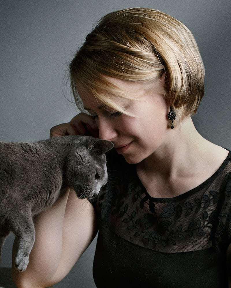 Dla kogo kot rosyjski błękitny?