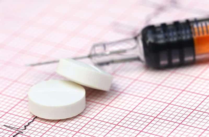 Kształt krzywej elektrokardiogramu