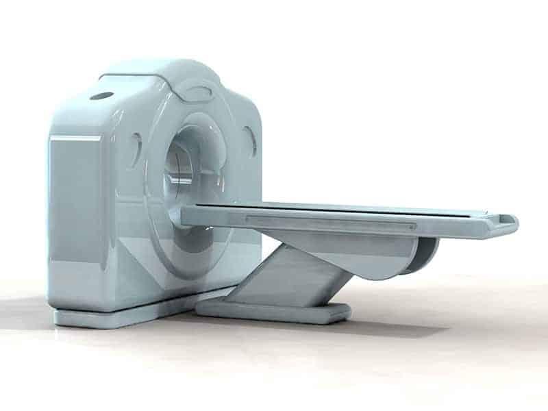 Budowa tomografu